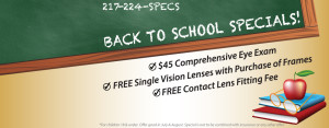 Back to School Special-Quincy, IL Specs